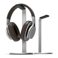 JOKORO H-Stand High Ended Aluminum Alloy Headphones Stand SILVER