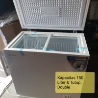 Chest freezer denpoo scf 205 fl