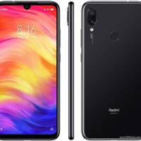 XIAOMI REDMI NOTE 7 PRO 6 128 - RAM 6GB - INTERNAL 128GB - Hitam