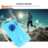 (High Quality) 1L Bicycle Water Bag Portable Sport Hydration