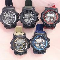 Jam tangan pria tahan air jam tangan digital kasual Jam Tanga jam