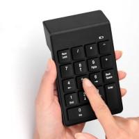 Keyboard Numerik Mini Wireless USB 2.4G