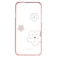 X-fitted Casing Hard Case Bumper Full Cover 360 ° Bening Mewah