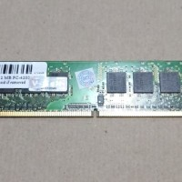 DDR2 512 MB PC4200 V-Gen / Samsung