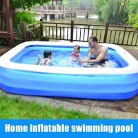 Kolam Renang Tiup Anak/Dewasa Untuk Outdoor/Taman