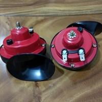 KLAKSON KEONG MOBIL DAN MOTOR SUARA NYARING LOUD SPEAKER DPT 2 PCS
