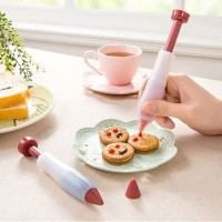 Silicone Plate Pen cake decoration Pastry Cream Chocolate Decorating