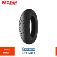 MICHELIN TL CITY GRIP F 110/70-11 Ban Motor Tubeless