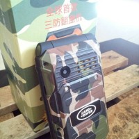 HP Outdoor Landrover Flip F999 Camo Orange ( Free 1pc Batre Cadangan