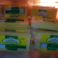 Keju mozzarella kbps 250gr - 250gr