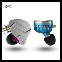 Termurah Knowledge Zenith Kz Zsn Pro - Hybrid Earphone - Dual Driver -