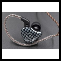 Termurah Knowledge Zenith Kz Zst Pro In Ear Earphone - Hybrid Dual