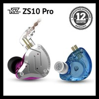 Termurah Knowledge Zenith Kz Zs10 Pro - In Ear Earphone - Hybrid 5