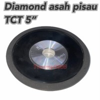 """BATU ASAH PISAU TCT 5"""" DIAMOND POLISHING WHEEL 125 MM BEJI ASAH TCT"""