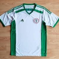 Jersey Nigeria 2014 World Cup Away Grade Ori
