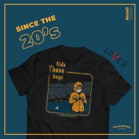 Traversee Studio T-Shirt - Kids These Days - M