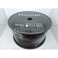 Kabel Audio Speaker Huzler 2 x 1.5 mm 1 Roll