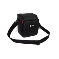 Tas Kamera Maxx Mx-15 for Kamera Mirrorless & Handycam - Hitam