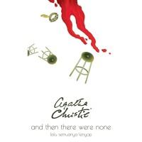 [Buku] And Then There Were None (Lalu Semuanya Lenyap) - Cover Baru