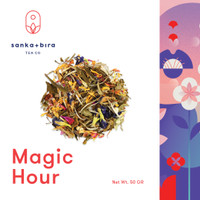 Sanka+Bira MAGIC HOUR (Tea Blend, White Tea Based)