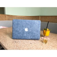 Mac Book Macbook Pro 16 Inch Touchbar A2141 Jeans Case Cover