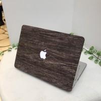Macbook Pro 16 Inch Touchbar A2141 Skin Wood Kayu Case Cover