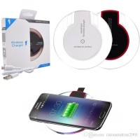 Terlaris Fantasy Wireless Charger Qi Charger for Android - iOS