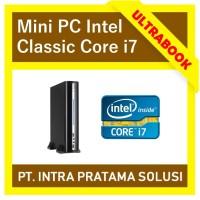 MINI PC INTEL CLASSIC (CORE i7 / RAM 4GB) - FOR OFFICE NEEDS