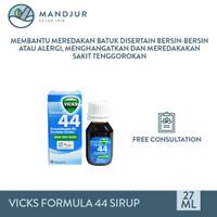 Vicks Formula 44 Sirup Obat Batuk 27 mL