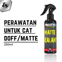 Matte Sealant (Perawatan Cat Doff/Matte. Satin Look)