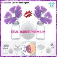 Real Bubee Double Electric 2 Botol Breast Pump | Pompa Sedot ASI IBU