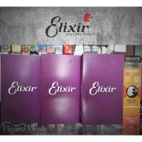 Senar Gitar Akustik Elixir .011-052 - Bronze - Nanoweb 11027