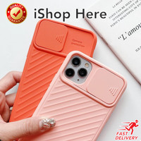 Back Camera Shield Case Softcase Casing iPhone X XR XS Max