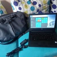 Likenew Laptop HP 240 G5-CORE i3-6006U Skylake Gen 6-Ram 4GB-Win 10