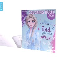 Frozen Find Your Way Coloring Book S - Adinata / Buku Mewarnai Anak