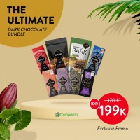 The Ultimate Dark Chocolate Bundle