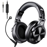 dbE DJ200 High Quality DJ Headphone + High Quality Mic for Smule