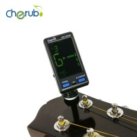 Cherub WST-650GB Guitar & Bass Tuner FREE Battery