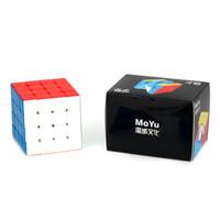 Rubik 4x4 Moyu MF Meilong M 4x4 Stickerless