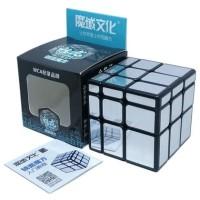Rubik Mirror - MoYu Meilong Mirror 3x3 - Black Sliver