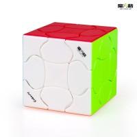 Rubik 3x3 QiYi Fluffy Cube 3x3 Stickerless Original