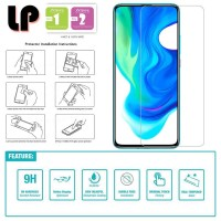 LP HD Tempered Glass Xiaomi Poco F2 Pro - Kaca Original Bening Clear