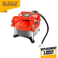 M-TECH SCORPION FAN LGA / FAN PROCESSOR / CPU COOLER 1155/1156