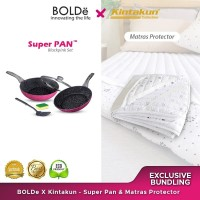 Exclusive Bundling Bolde X Kintakun - Set Blackpink & Matras Protector