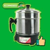 Panci Listrik Alat Masak Serbaguna Maspion MEC-1750 Multi Cooker Pan