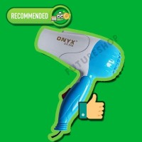 Hair Dryer Mini Lipat Onyx OX-658 Foldable HairDryer Nova