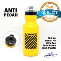PACIFIC Botol Minum Sepeda 600 ML / Bicycle Water Bottle