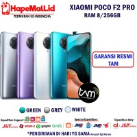 XIAOMI POCO F2 PRO RAM 8/256GB GARANSI RESMI XIAOMI INDONESIA TERMURAH