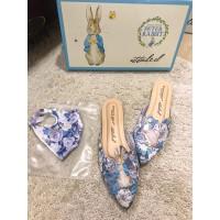 Ittaherl Shoes - Peter Rabbit Jemima
