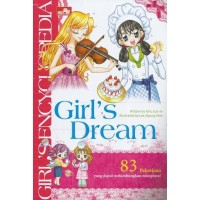 Komik Girl's Encyclopedia Girl's Dream Cita-cita 83 Pekerjaan impian